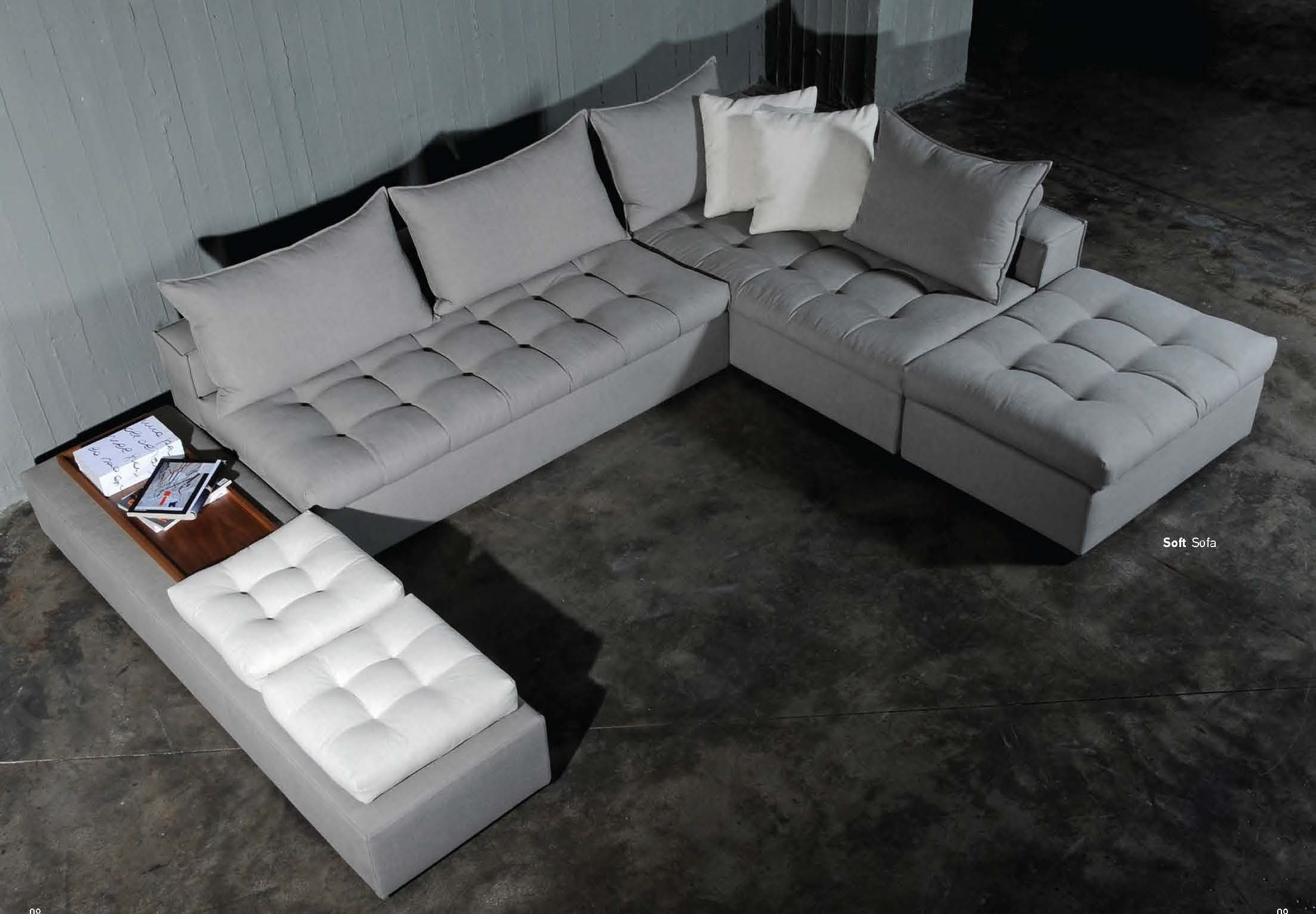 Soft σαλόνι